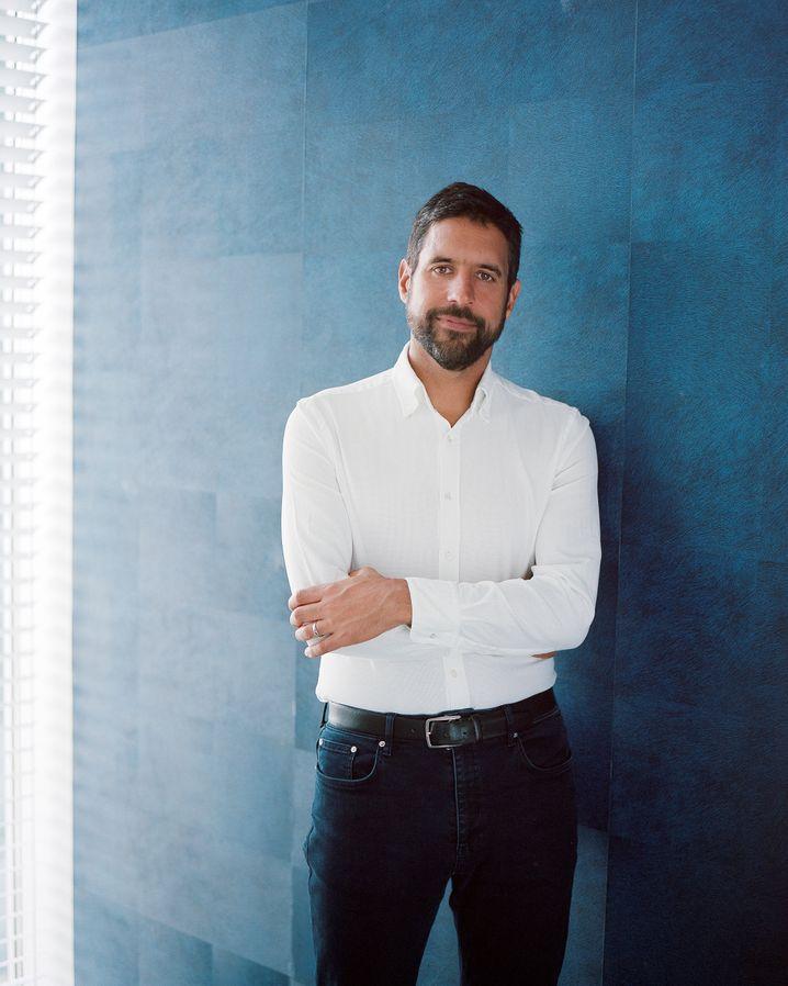 Verantwortet das Europageschäft von Canopy Growth: Ex-Pfizer-Manager Paul Steckler