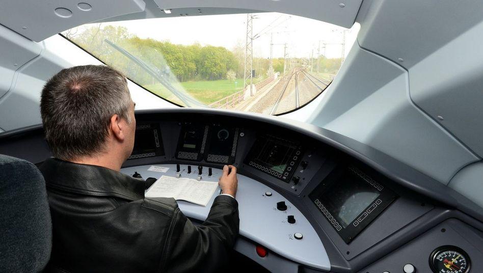 Lokfüher bei der Deutschen Bahn: Dringend gesucht