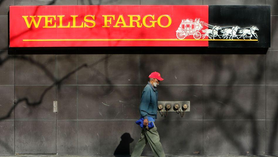 Streitgegner: Die US-Bank Wells Fargo beharrt auf Rückzahlung eines Millionenkredits