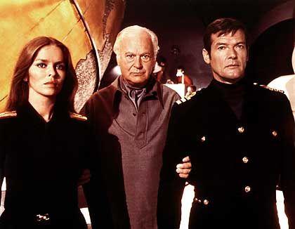 """James-Bond-Film """"Der Spion. der mich liebte"""" (1977): Traum vom Unterwasserauto als Simulation"""