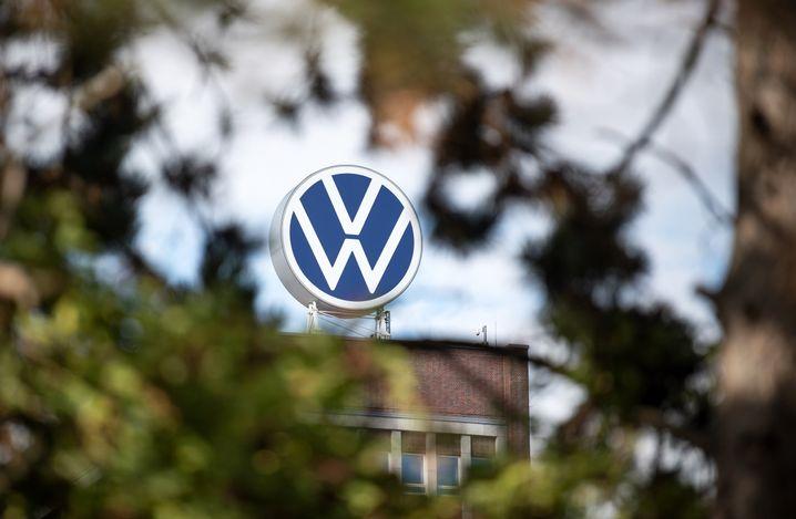 Verwaltungshochhaus des Volkswagen Werks