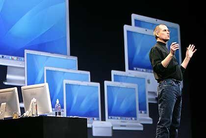 Apple-Chef Jobs: iPod-Absatz verdreifacht
