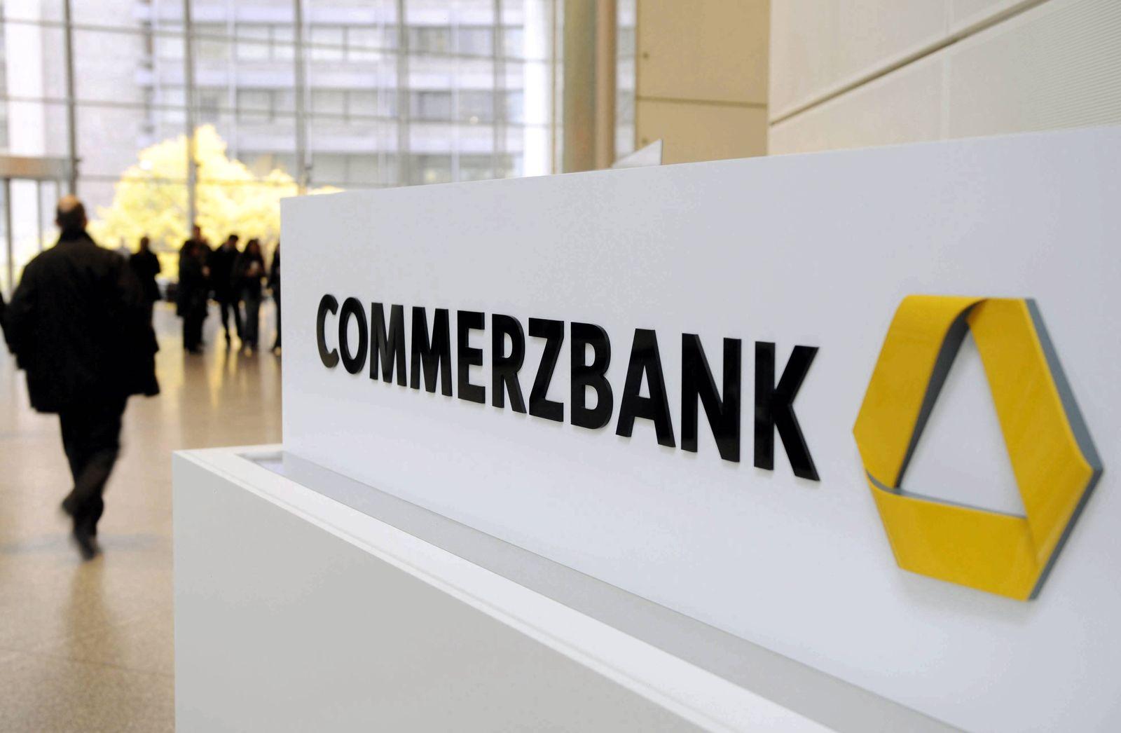 NICHT VERWENDEN Vorschau: Commerzbank veroeffentlicht Quartalsergebnis