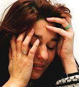 Am Ende: Frauen sind stärker von Berufsunfähigkeit durch seelische Erkrankungen bedroht als Männer