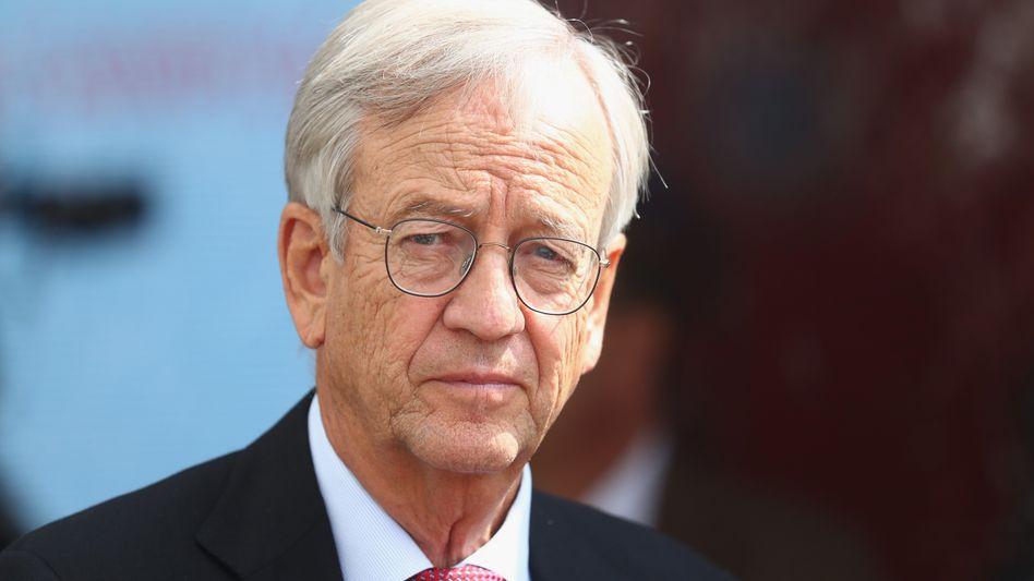 Ex-Siemens-Chef Heinrich von Pierer: Der Prozess um Schmiergelder in Griechenland wird nun in höheren Instanzen fortgesetzt