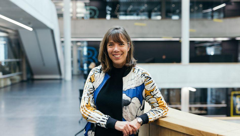 """Zalando-Personalchefin Astrid Arndt will durch den Zusatzurlaub """"die Leistung und die Herausforderungen"""" der zurückliegenden Monate anerkennen"""