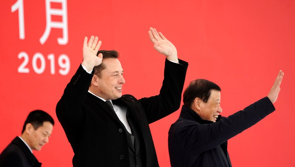 Tesla-Chef Elon Musk. Neuer Tweet trotz Warnungen der SEC