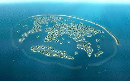 Dubai: Künstliches Idyll