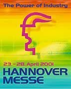 Hannover Messe 2001