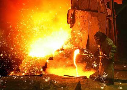 Stahlproduktion von Arcelor: Unternehmen hat Übernahmeangebot erhalten