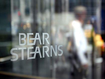 Undurchsichtig: Mehrere Aufsichtsbehörden haben Bear Stearns im Visier