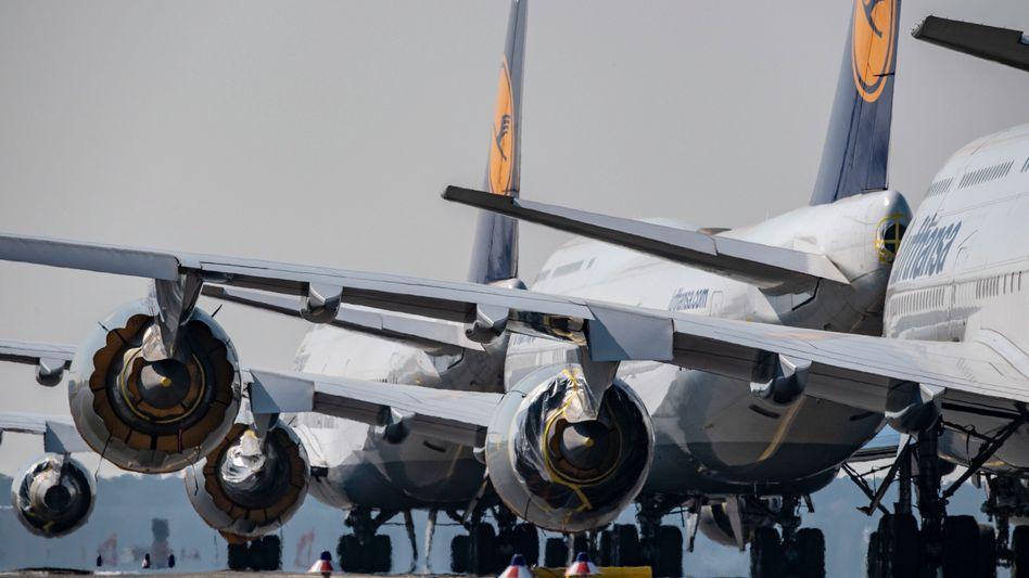 Lufthansa: Die EU Kommission hatte auf Abgabe von 80 Slots gedrängt. Geeinigt hat man sich nun auf 24