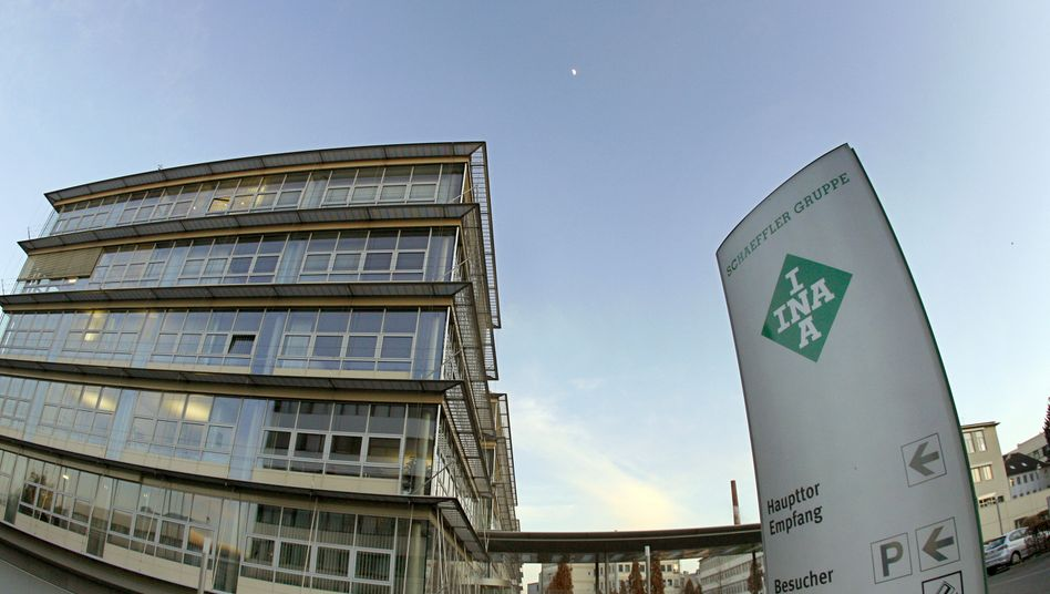 Schaeffler-Hauptsitz: Neue Anleihen soll zwei Milliarden Euro in die Kassen spülen