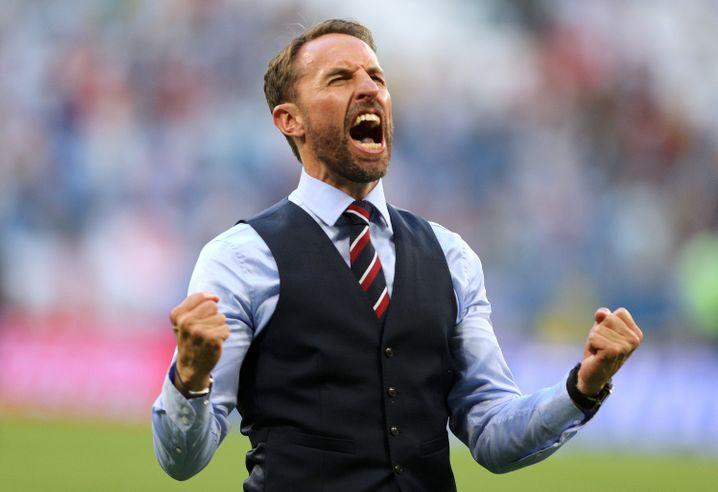 Stilprägend: Nach Gareth Southgates WM-Auftritt stiegen die Westenverkäufe sprunghaft an