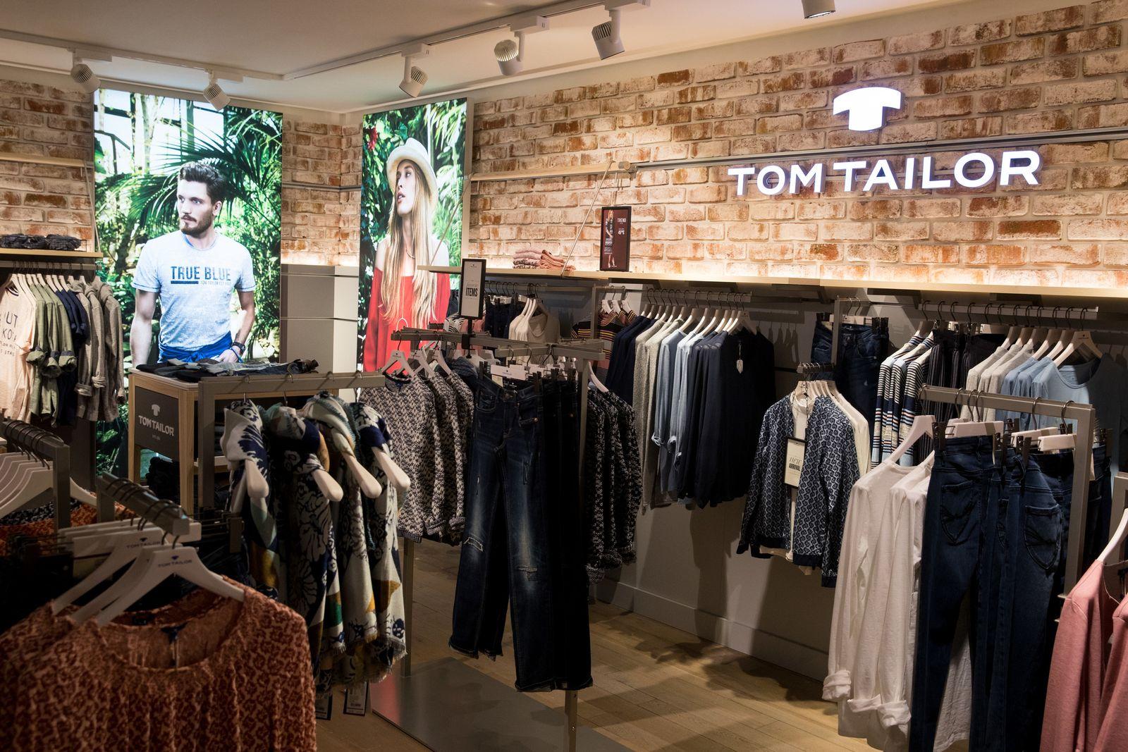 Tom Tailor einigt sich mit Banken und Fosun auf Geldspritze