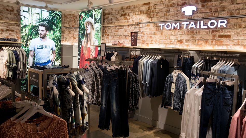 Tom-Tailor-Filiale in Hamburg (Archivaufnahme)