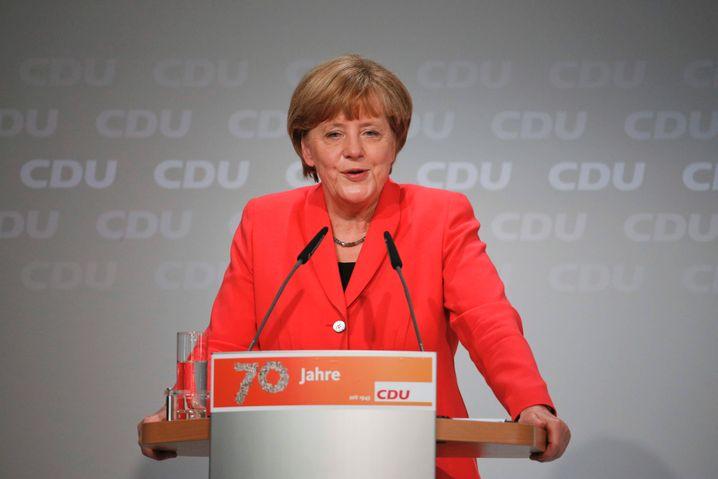 """Merkel: """"Offen für weitere Gespräche"""""""