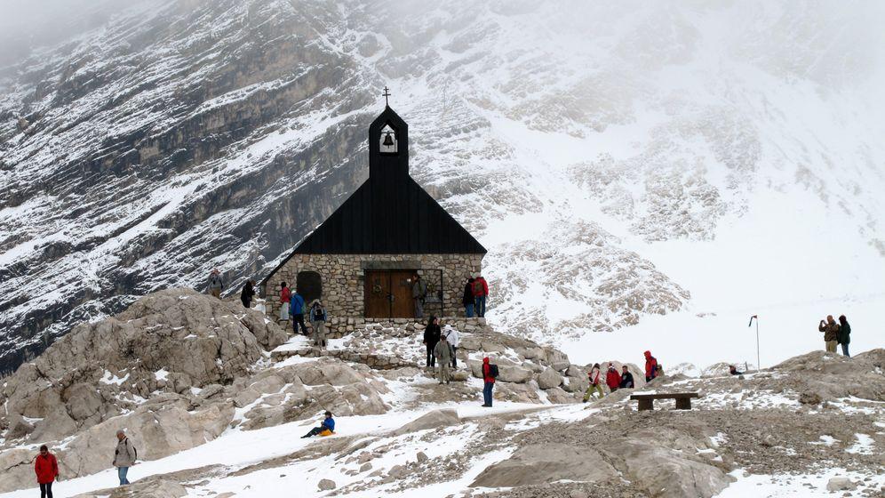 Zugspitze: Der Rummel auf Deutschlands höchstem Berg