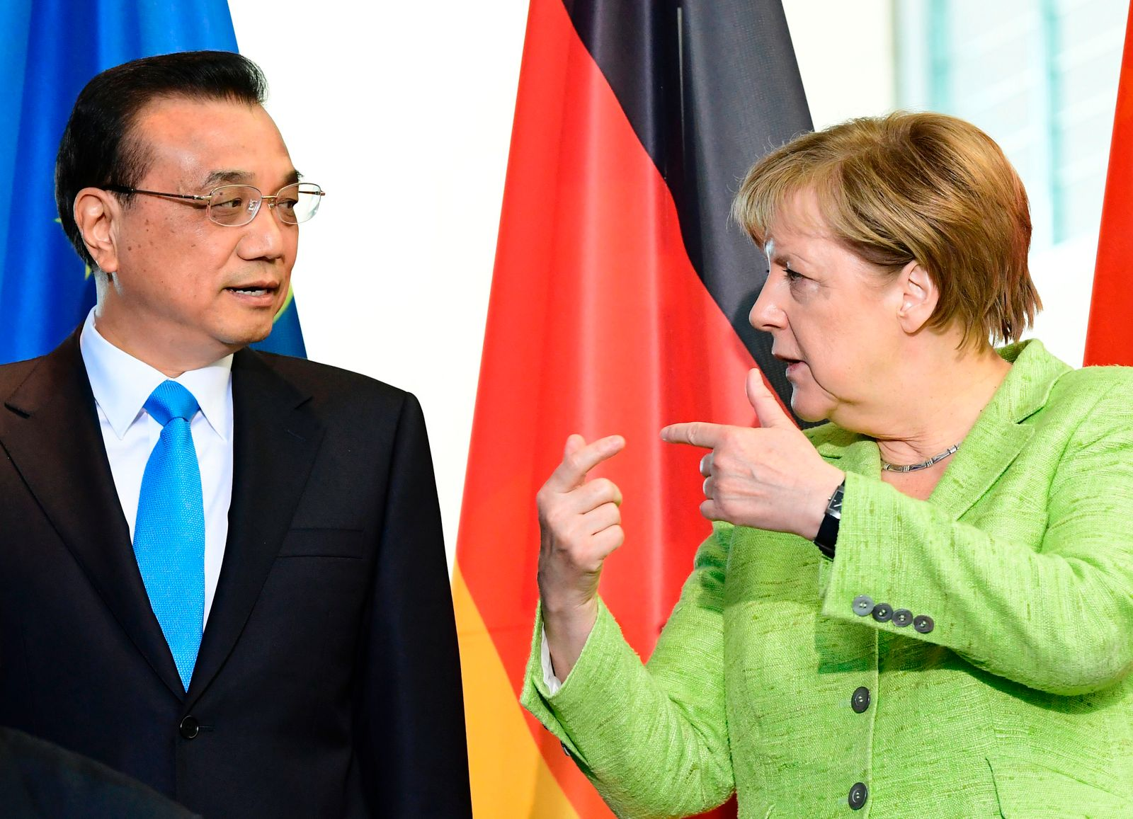 GERMANY-CHINA-POLITICS-DIPLOMACY