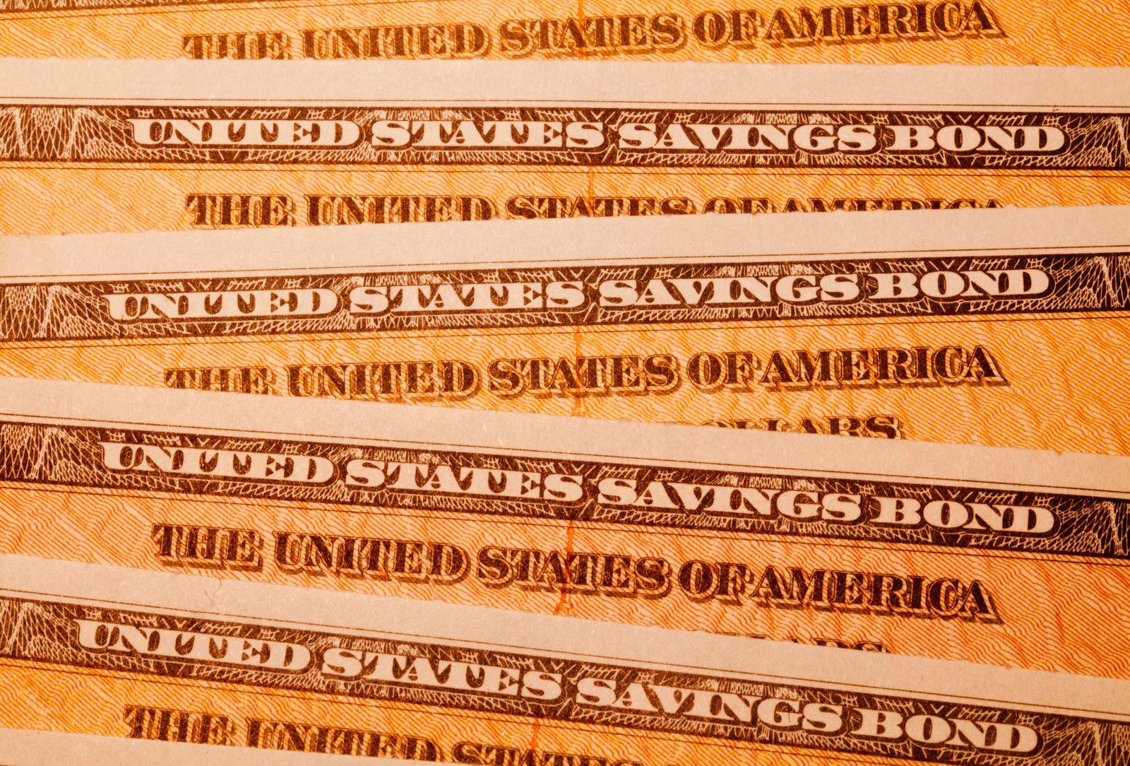 EINMALIGE VERWENDUNG USA Bonds / Staatsanleihen