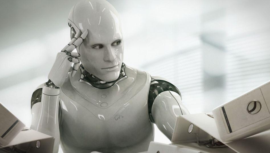 Die zunehmenden Fähigkeiten der mitarbeitenden Roboter in der Arbeitswelt stellen die Juristen vor neue Herausforderungen.
