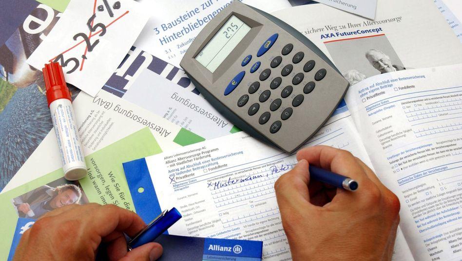 Lebensversicherung: Die neuen Unisex-Tarife bekommen vorerst keine gesetzliche Grundlage
