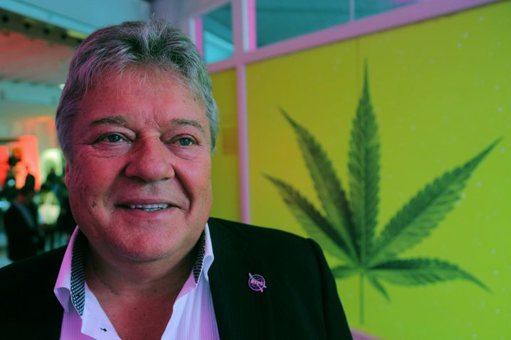 Aphria-CEO Vic Neufeld