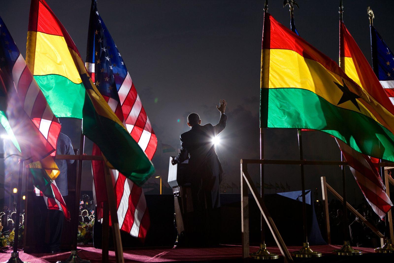 Obama in Afrika