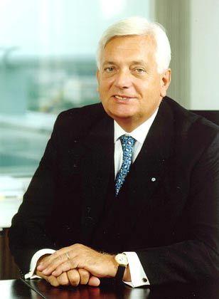 Umstrittener Hansdampf: Ex-Mannheimer-Chef Schreiber