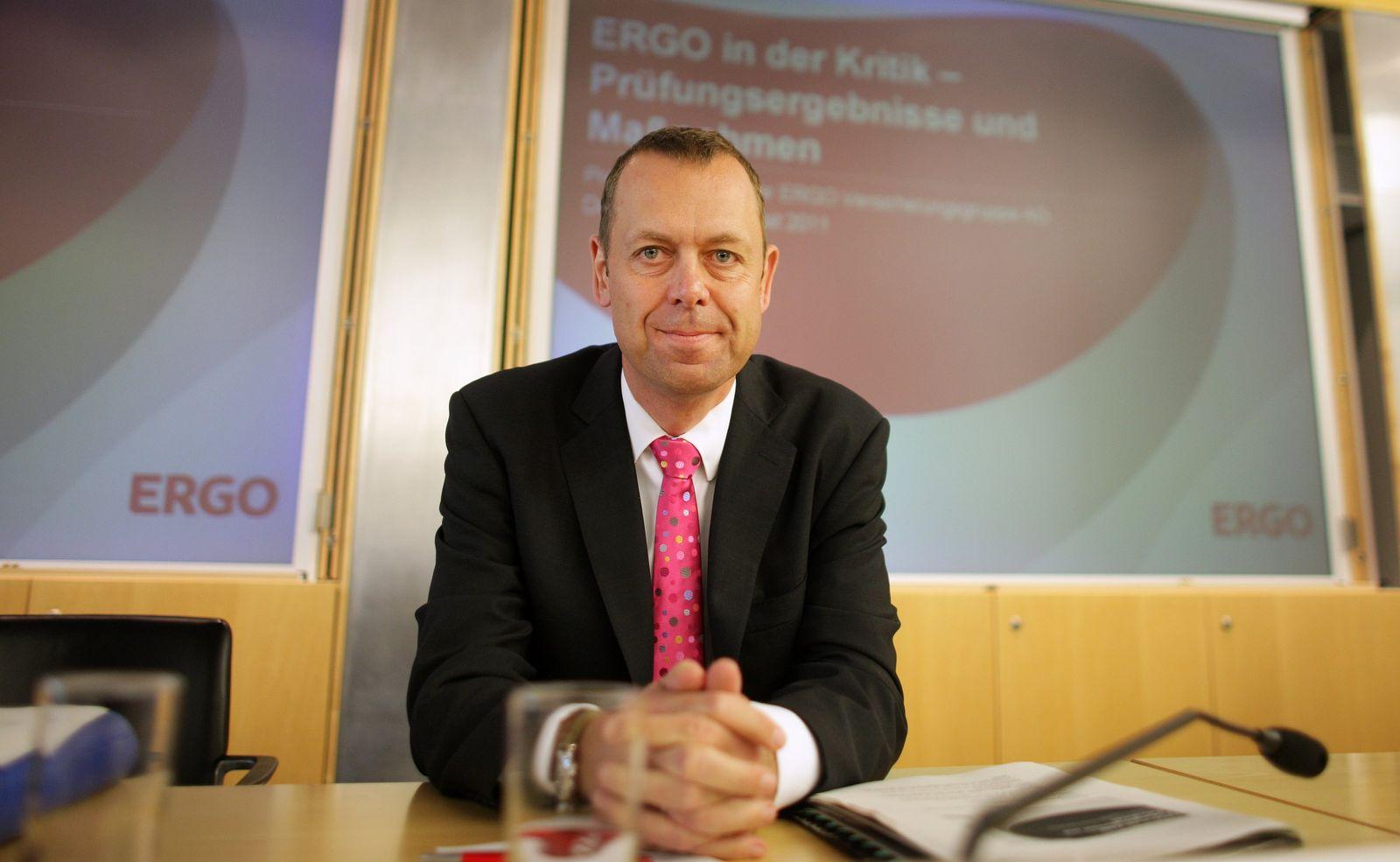 Torsten Oletzky / Vorstandsvorsitzender Ergo