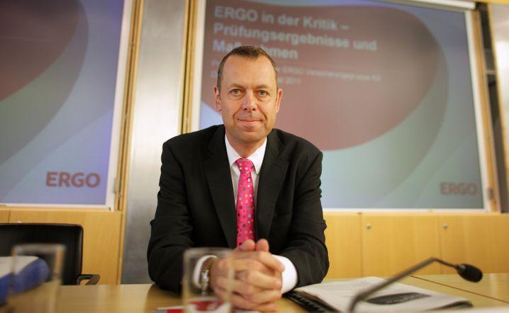 Torsten Oletzky, Noch-Chef des zweitgrößten deutschen Erstversicherers Ergo.