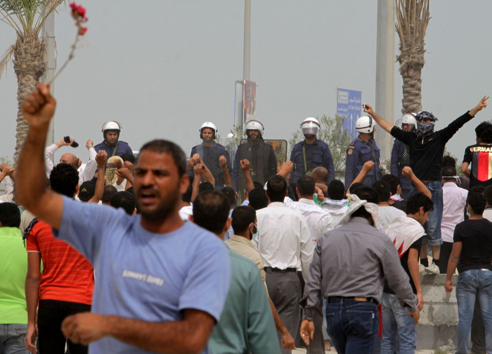 Bahrain / Proteste