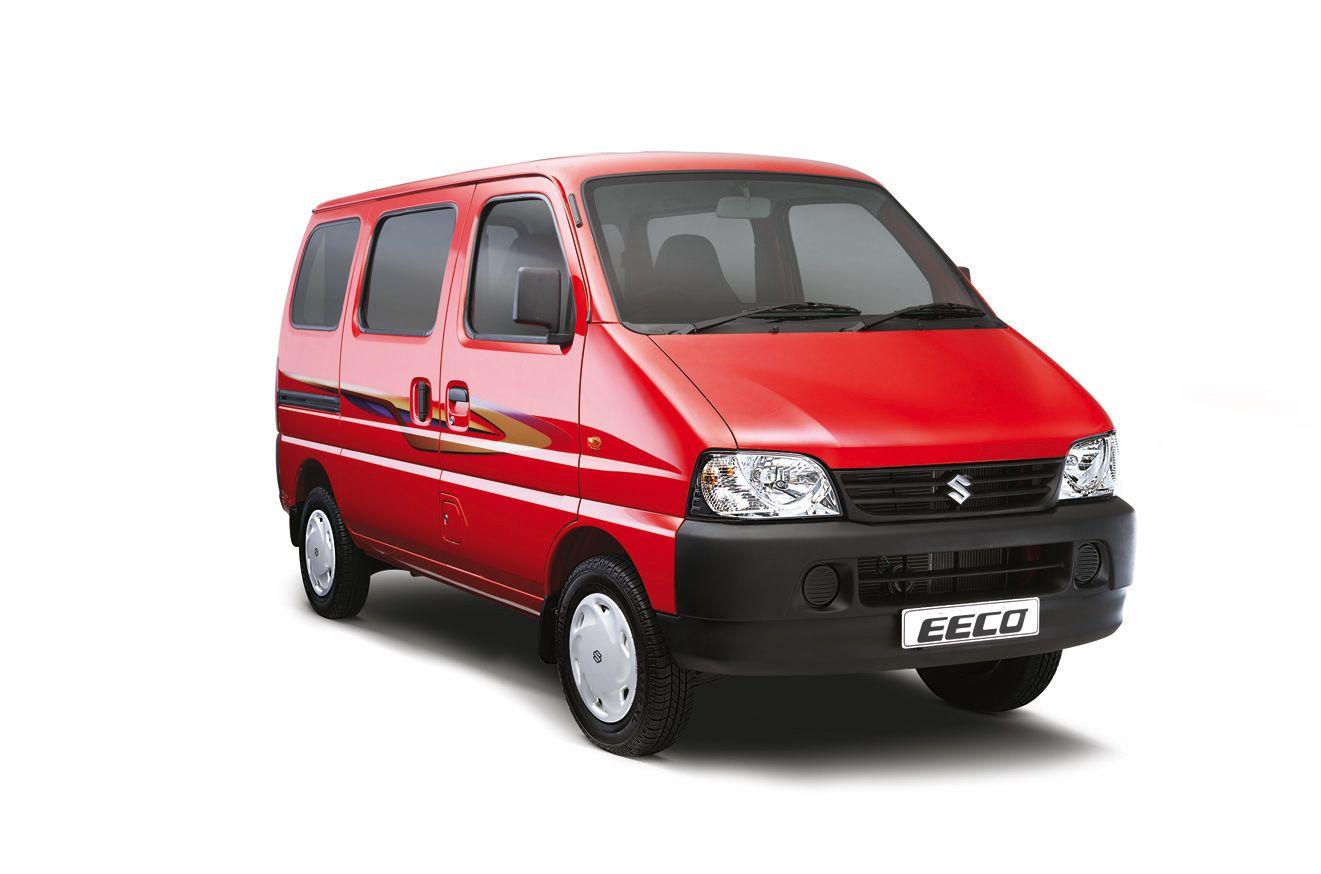 Suzuki Maruti Eeco / indien
