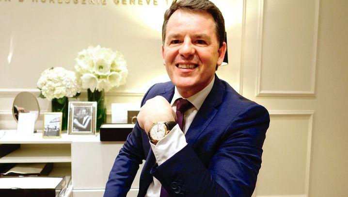 Luxusuhren: So kleiden sich die Chefs der großen Marken