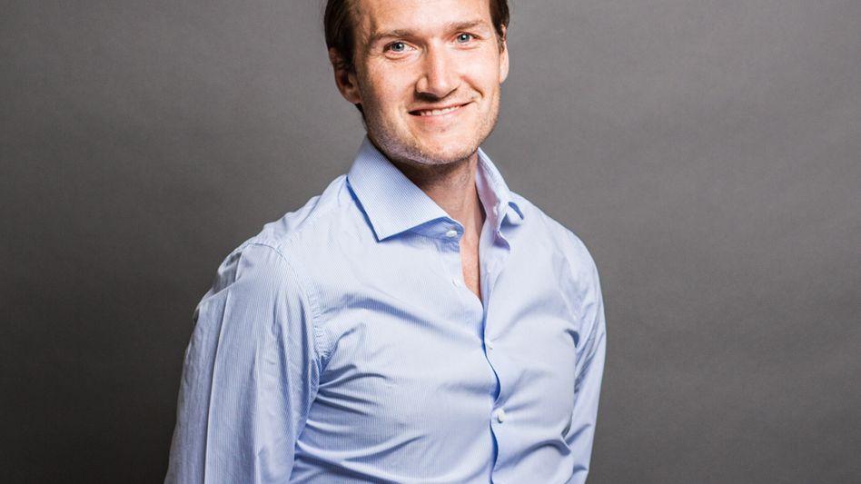 Niklas Östberg: Auch der Chef von Delivery Hero hat sich der Initiative angeschlossen