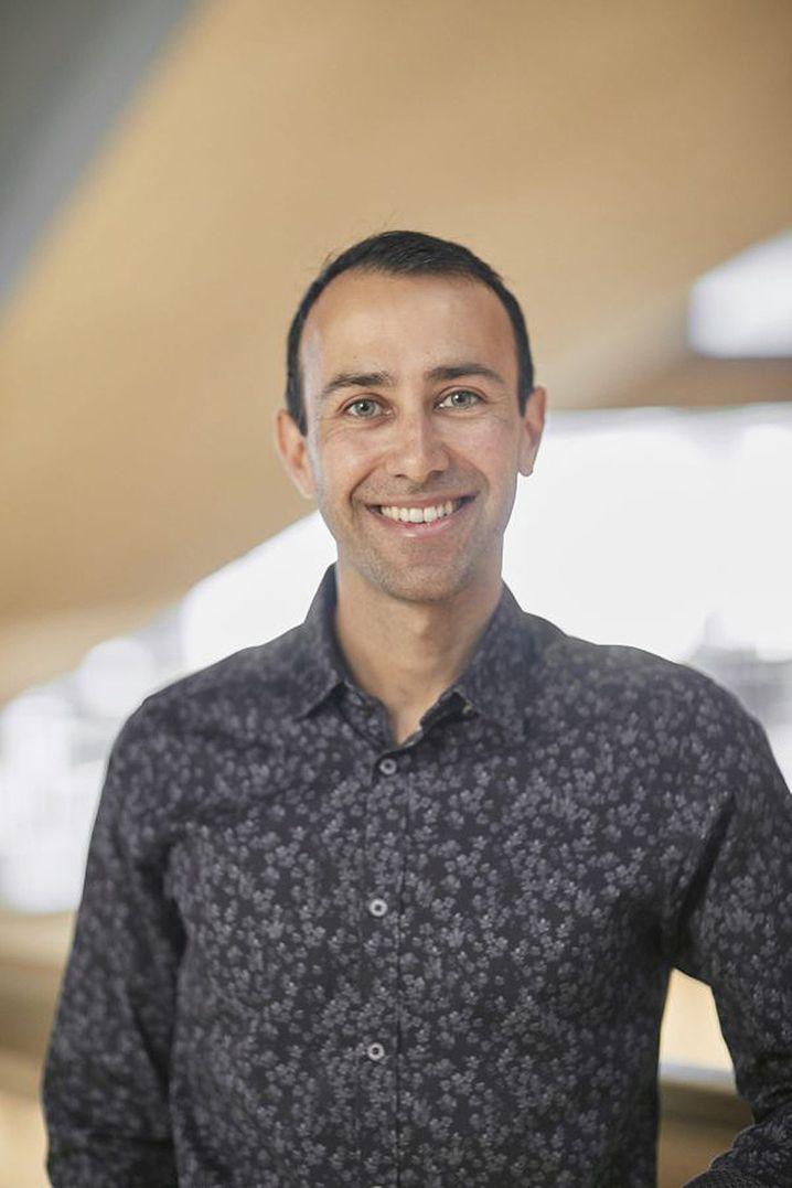 Atomico-Partner Siraj Khaliq