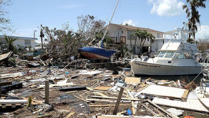 """Hurrikan """"Irma"""": Rückkehr in Ruinen"""
