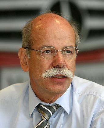 """""""Strahlende Zukunft für innovative Unternehmen"""": Daimler-Chef Zetsche"""