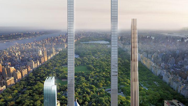 """""""The Big Bend"""": Ein ganz großer Bogen für Manhattan"""