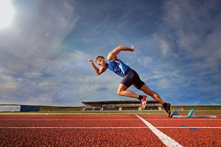 Training super, Wettkampf schwierig: Das ist das Problem des Trainingsweltmeisters
