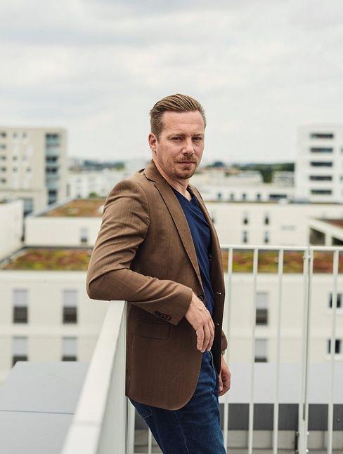 Dünne Luft: FlixBus-Chef André Schwämmlein musste um einen Millionenkredit bangen