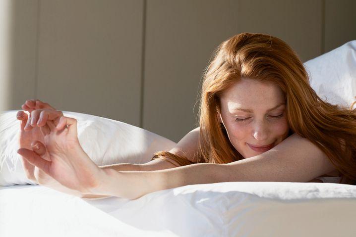 Gut schlafen, entspannt aufwachen: Für viele nur ein Traum