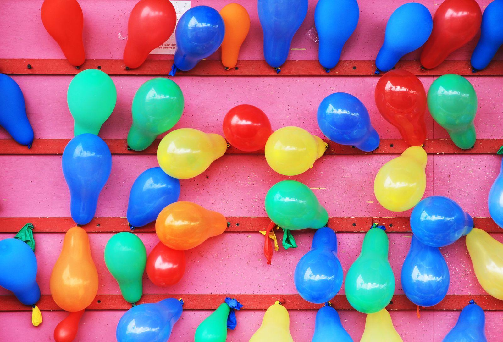 Baloons at Fair
