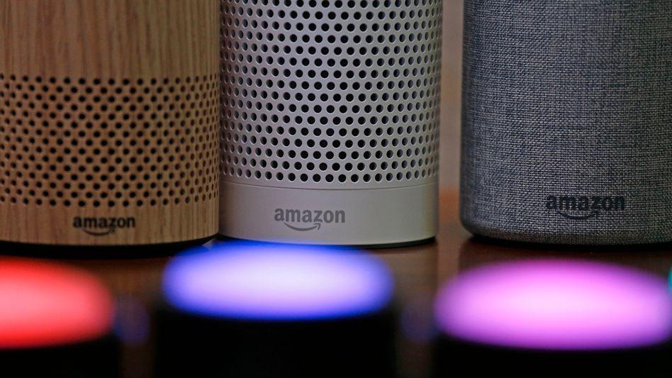 Amazo Echo: Mit seinem Lautsprecher Echo dringt Amazon in immer mehr Bereiche vor