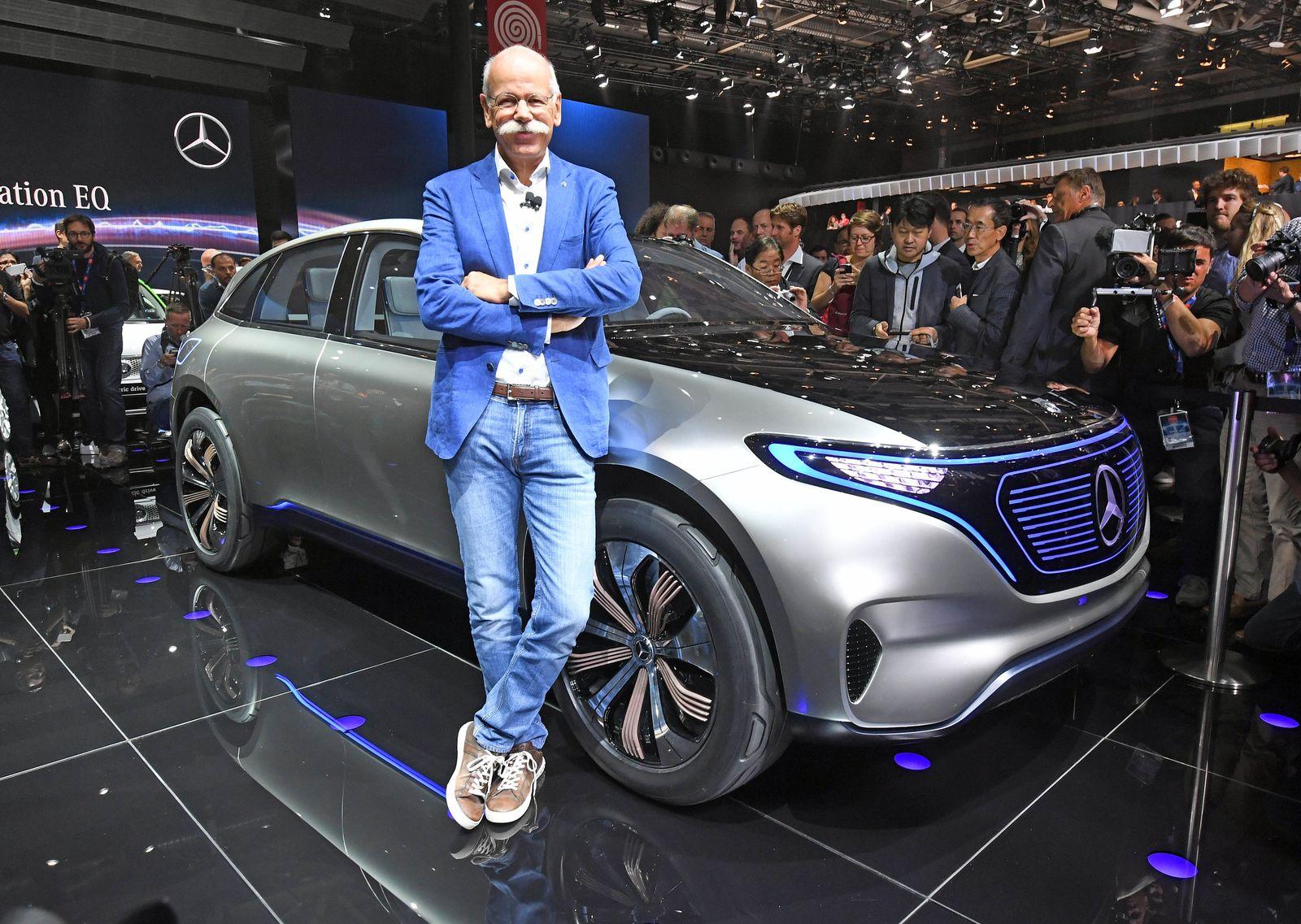 Daimler / Dieter Zetsche / EQ