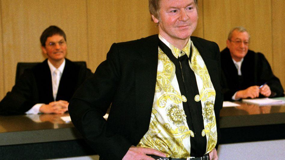 Anton Schlecker, hier eine Aufnahme aus dem Februar 2009.