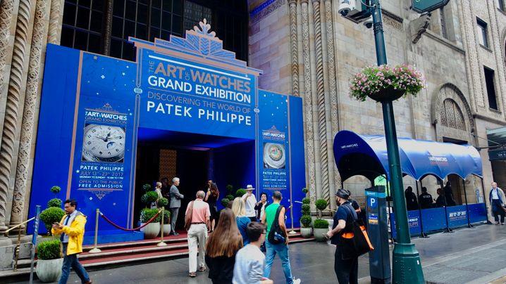 Patek Philippe in New York: Die Uhren der Präsidenten, Bankiers und Musikgrößen