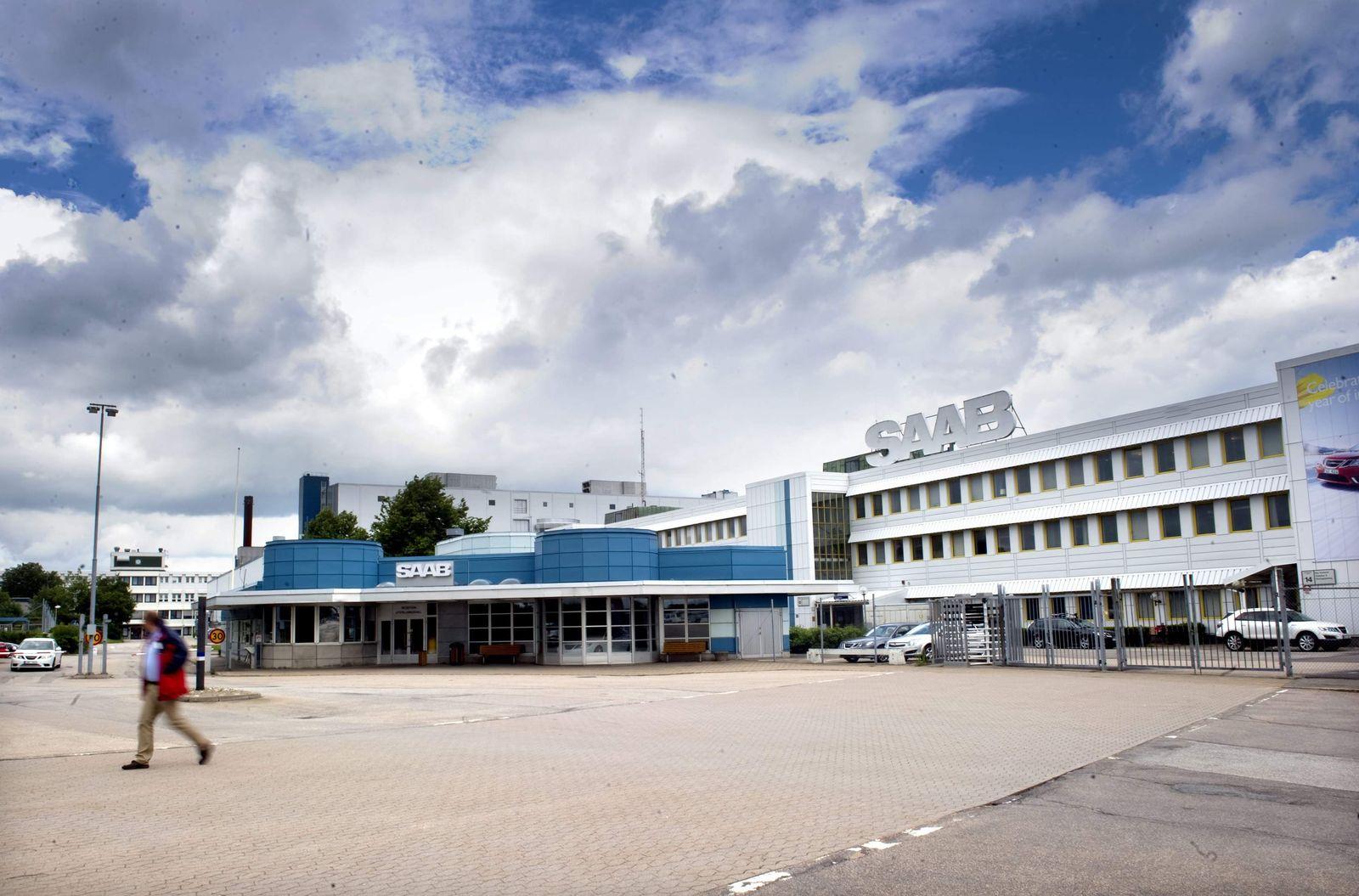 Saab-Zentrale / Schweden