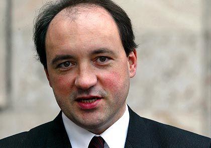 Wechsel ausgebremst:Ex-Staatssekretär Halsch