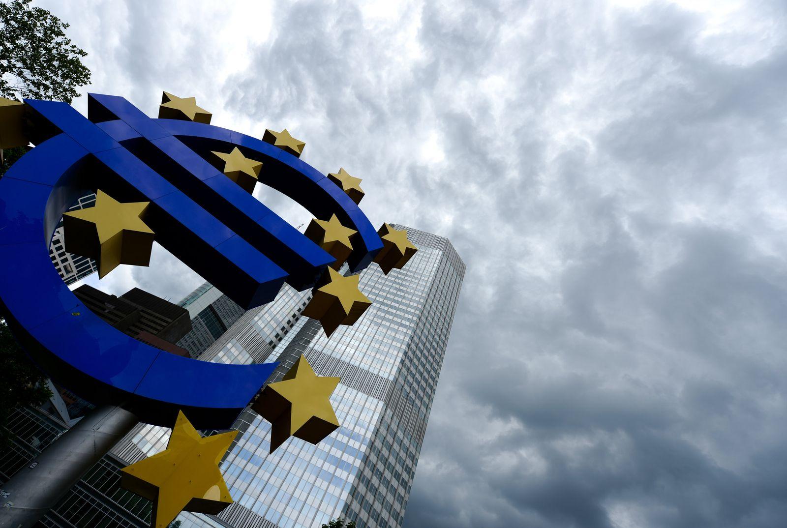 EZB / Europäische Zentralbank in Frankfurt